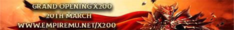 EmpireMU S15P1-3 x200 OPEN 20th of March