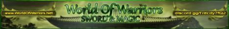 World Of Warriors - MMORPG